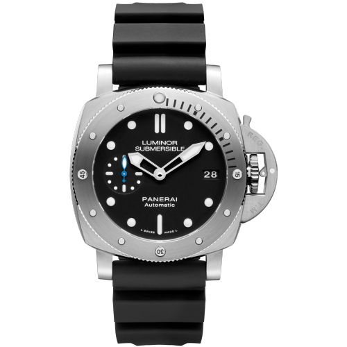 LUMINOR SUBMERSIBLE 1950 3 DAYS AUTOMATIC ACCIAIO - 42MM