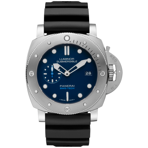 LUMINOR SUBMERSIBLE 1950 BMG-TECH™ 3 DAYS AUTOMATIC - 47MM