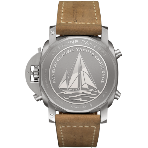 LUMINOR 1950 PCYC REGATTA 3 DAYS CHRONO FLYBACK AUTOMATIC TITANIO - 47MM