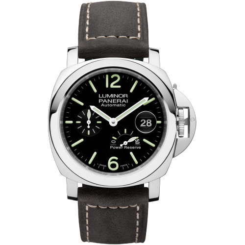 LUMINOR POWER RESERVE AUTOMATIC ACCIAIO - 44MM