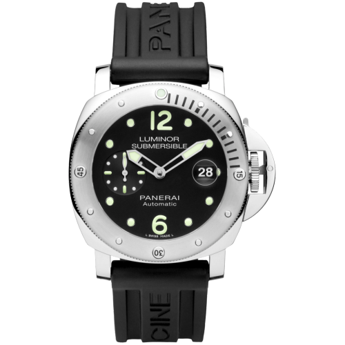 LUMINOR SUBMERSIBLE AUTOMATIC ACCIAIO - 44MM
