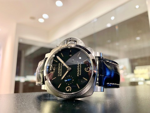 LUMINOR MARINA 1950 3 DAYS AUTOMATIC ACCIAIO 44MM
