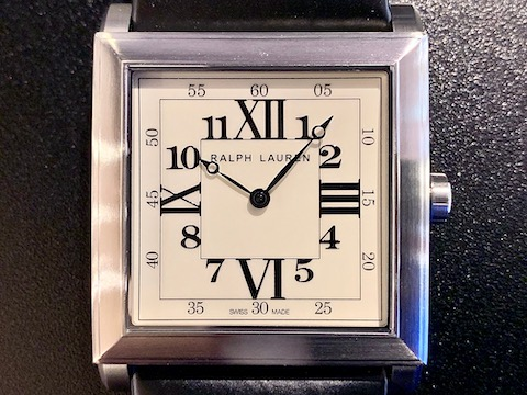 867 35MM STEEL WHITE DIAL WITH CALF STRAP