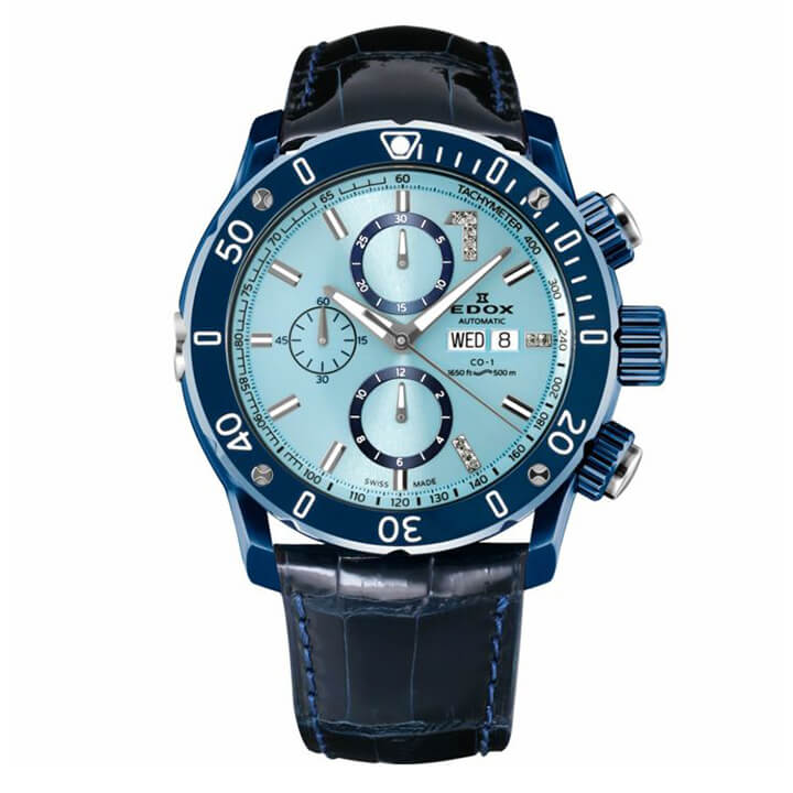 CHRONOOFFSHORE1 CHRONOGRAPH AUTOMATIC Firmament SEA TO SKY Limited Edition