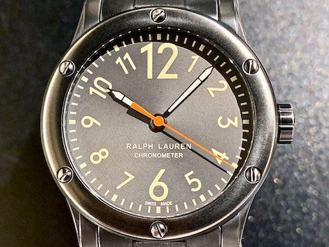 RL 67 Safari Chronometer 39mm