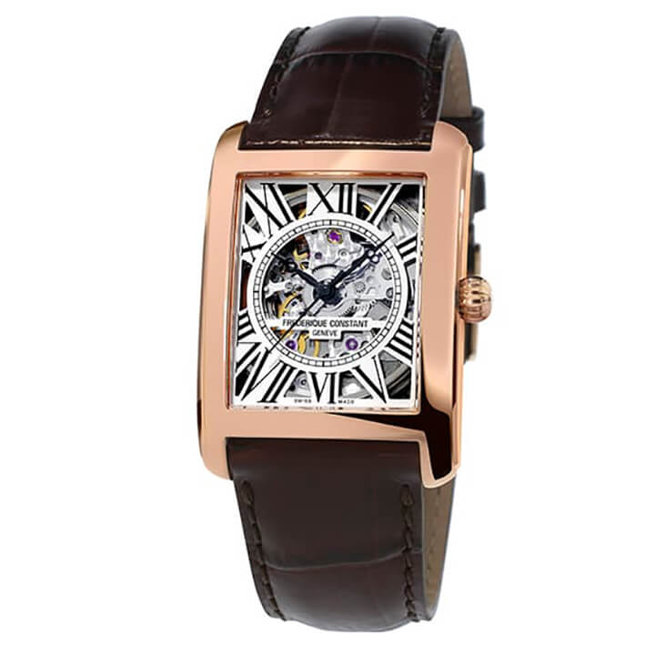CLASSIC CARREE AUTOMATIC SKELETON