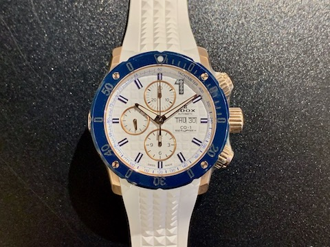 CHRONOFFSHORE-1 CHRONOGRAPH AUTOMATIC LIMITED EDITION