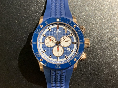CHRONOFFSHORE-1 CHRONOGRAPH LIMITED EDITION