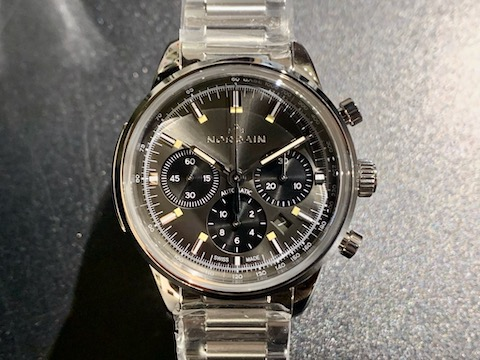 Freedom 60 Chrono Limited edition