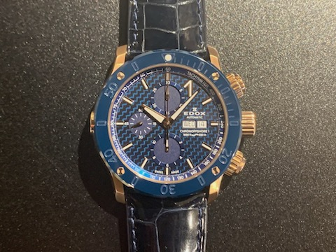 CHRONOFFSHORE-1 CHRONOGRAPH AUTOMATIC
