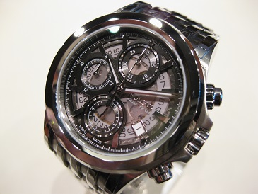 KIRKWOOD SKELETON CHRONOGRAPH