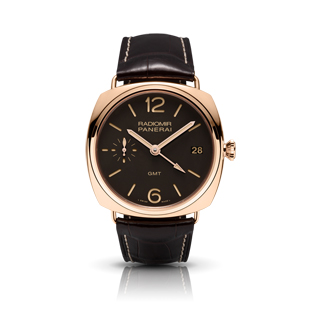 RADIOMIR 3 DAYS GMT ORO ROSSO-47mm