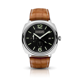 RADIOMIR 10 DAYS GMT AUTOMATIC ACCIAIO -47mm