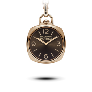 POCKET WATCH 3 DAYS ORO ROSSO-50mm