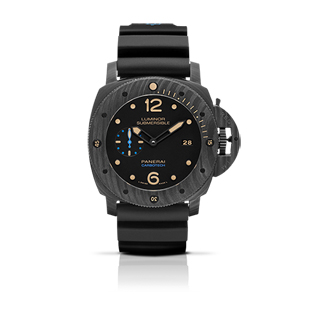 LUMINOR SUBMERSIBLE 1950 CARBOTECH ™ 3 days AUTOMATIC - 47mm