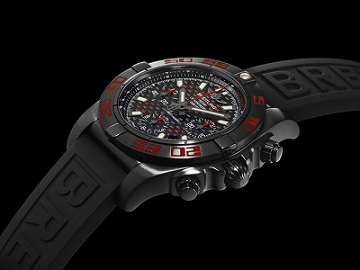 CHRONOMAT BLACK CARBON Japan Limited ※2015 New model