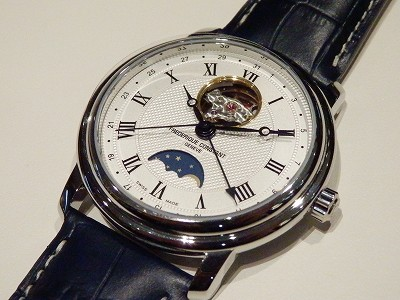 CLASSICS HEART BEAT MOON PHASE & DATE