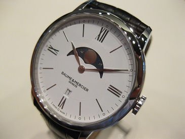 CLASSIMA  Quartz  Small complications Moon phase ※2015 New model