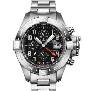 Spacemaster Chrono GMT II