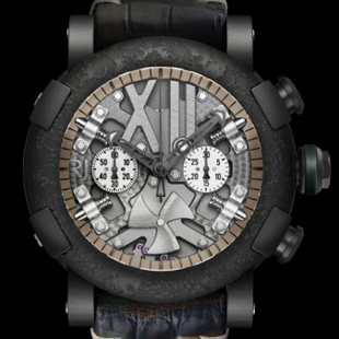STEAMPUNK CHRONO CAMO