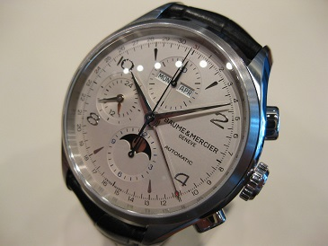CLIFTON Chronograph Complete calender  ※2016 New model